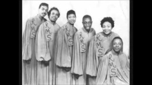 The Roberta Martin Singers - Shine On Me